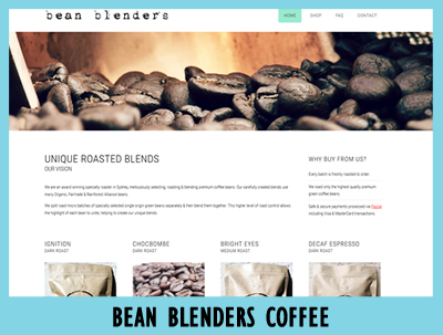 Bean Blenders Coffee