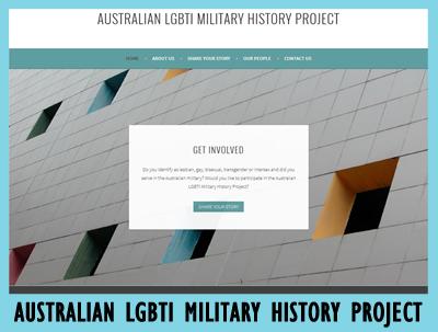 Australian LGBTI Military History Project